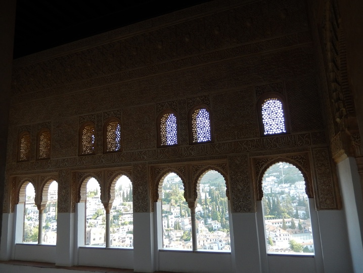 alhambra 1 urlop na etacie