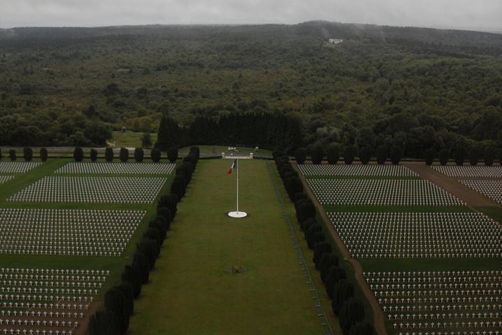 Cmentarz Verdun