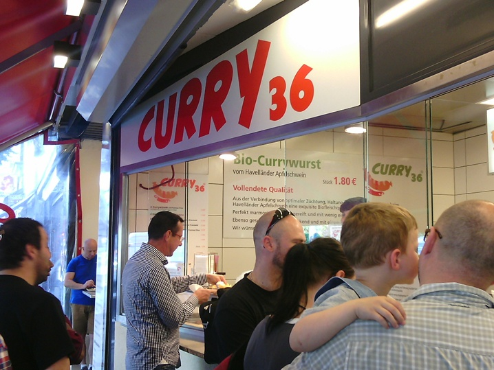 Curry 36, Berlin