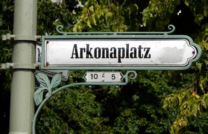 Arkonaplatz