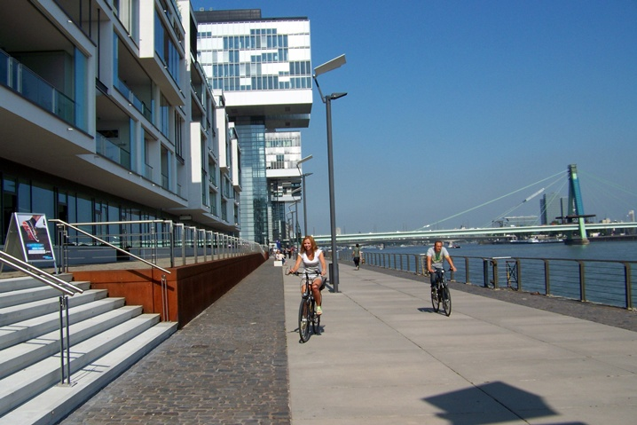 Kolonia na rowerze