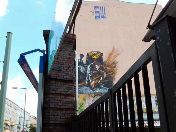 Mural, Berlin