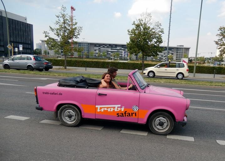 Trabant, Berlin
