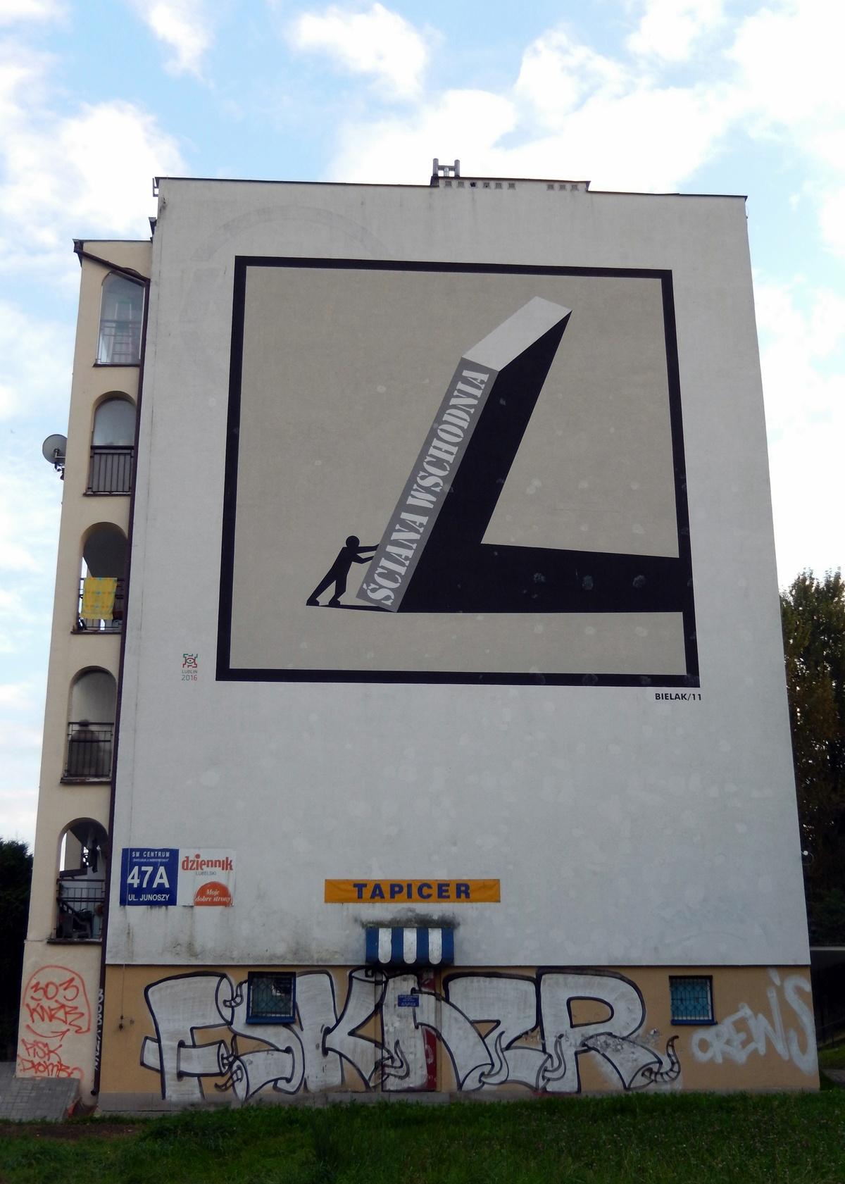 Murale, Lublin