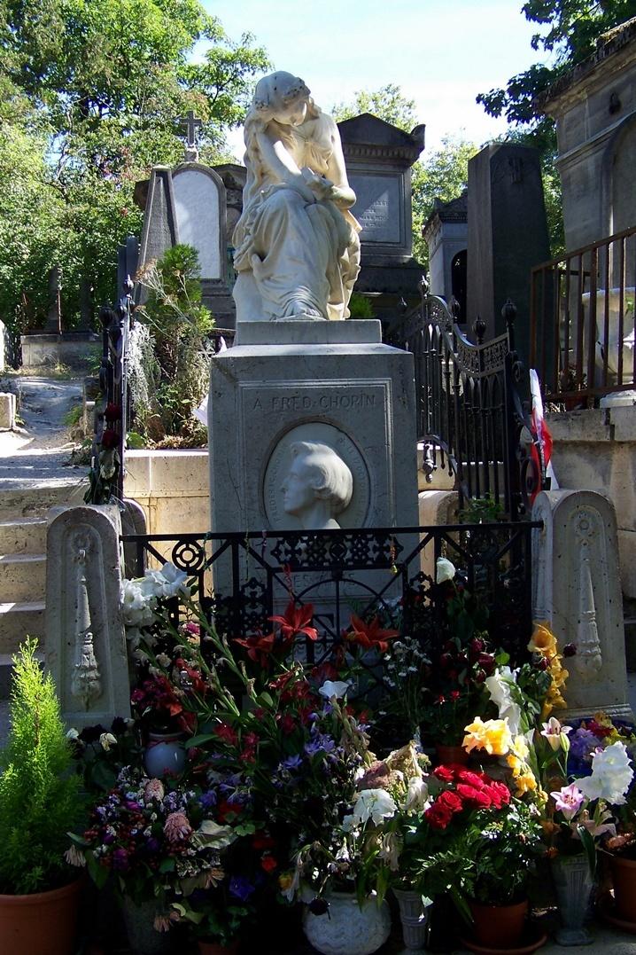 Paryż, Père Lachaise