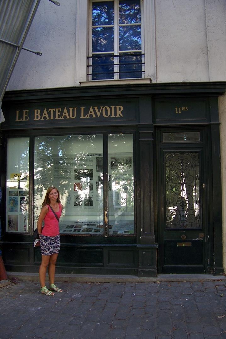 Paryż, Montmartre
