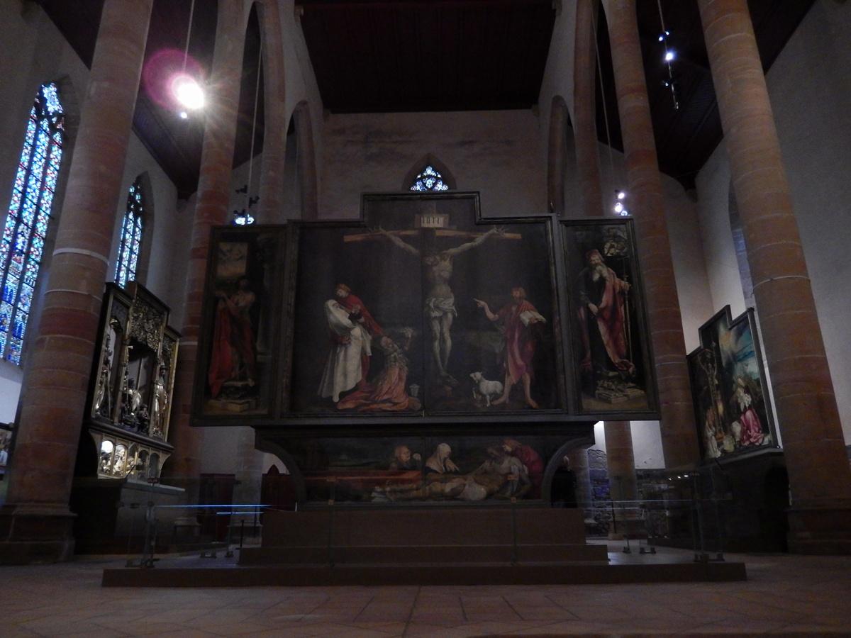 Ołtarz z Isenheim