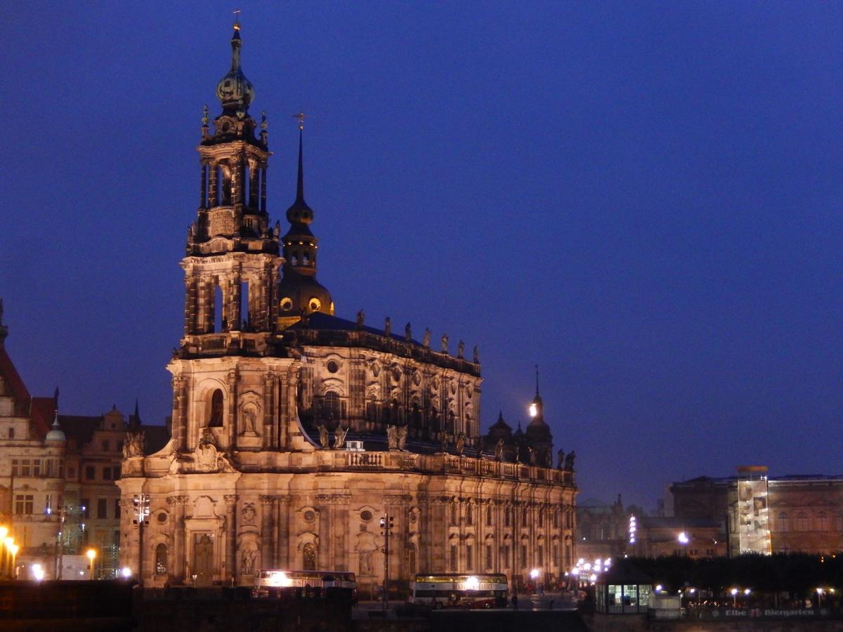 Dresden, Hofkirche