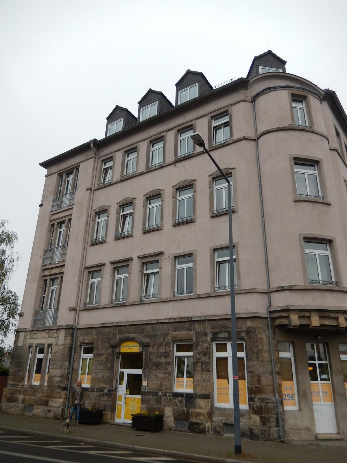 Sunshine Hostel, Drezno