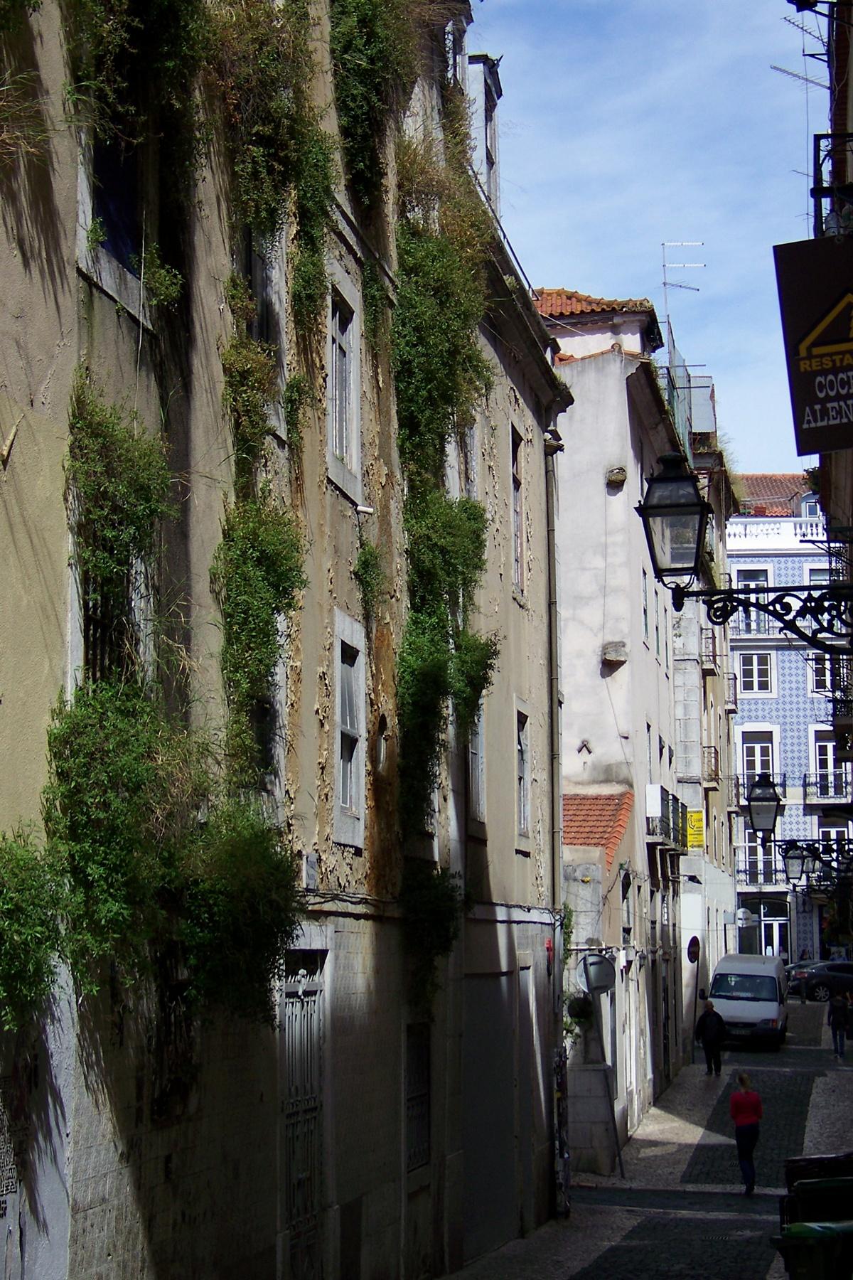 Alfama, Lizbona