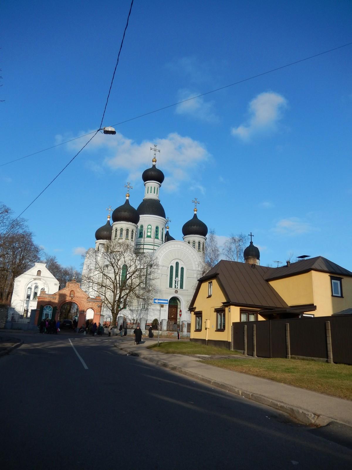 Ryga, Mała Moskwa