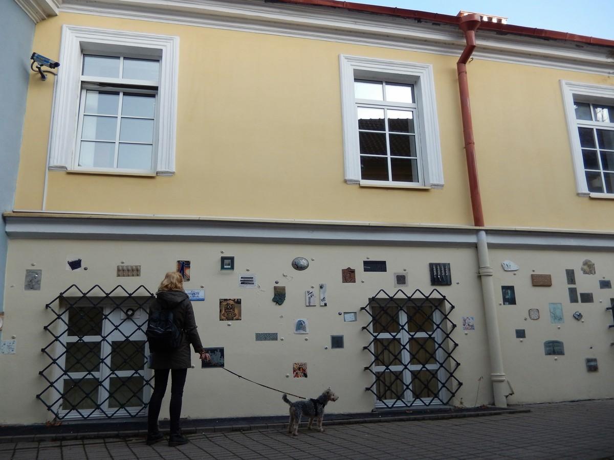 Wilno, ulica Literacka