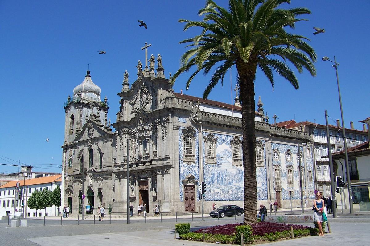 Carmo Church, Porto