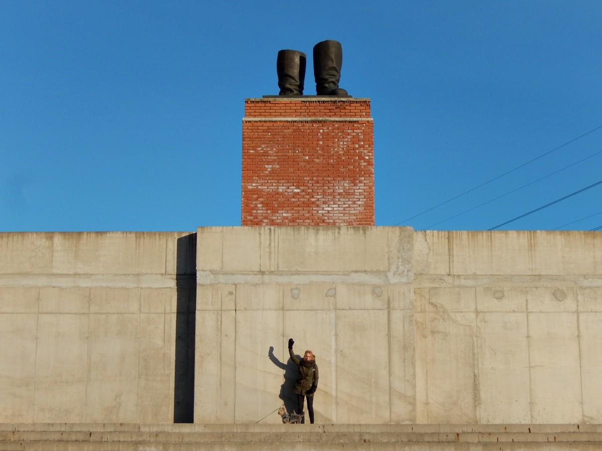 buty stalina memento park