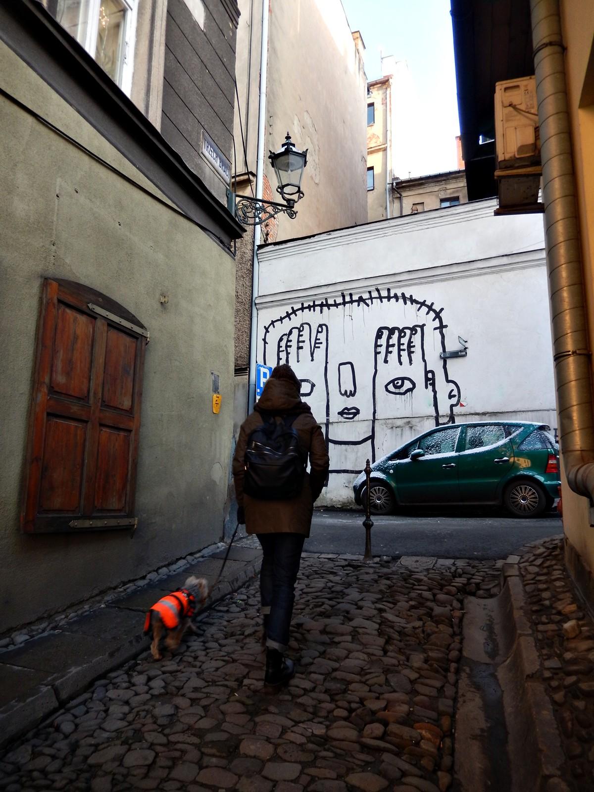 Graffiti, Cieszyn