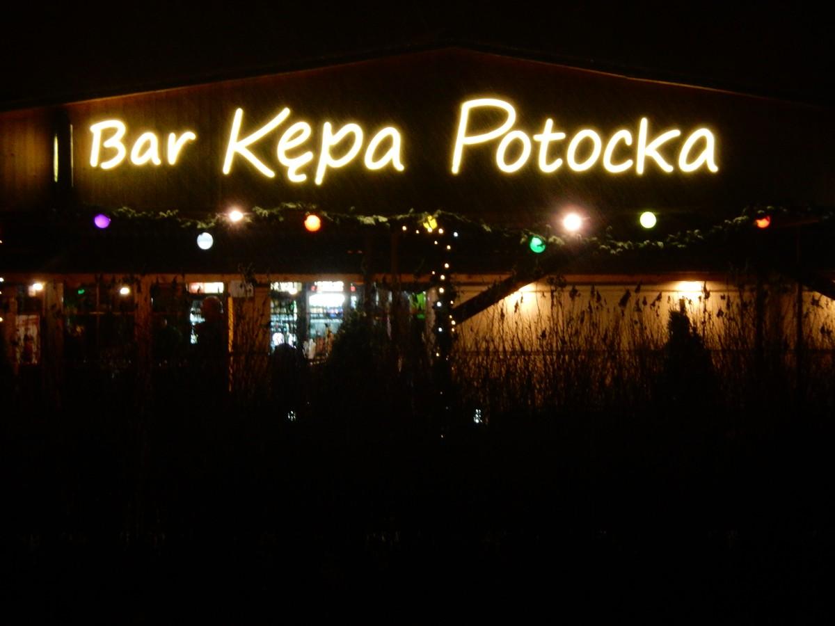 Kępa Potocka, Warszawa