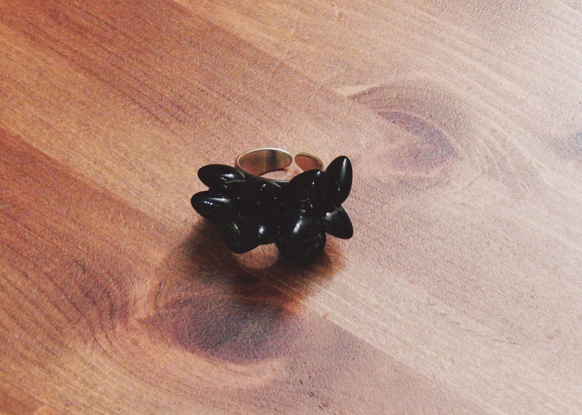 Etna, pierścionek z lawy