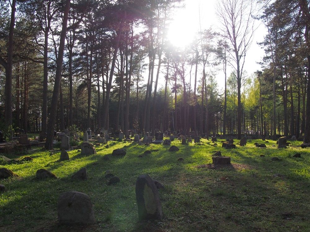 cmentarz kruszyniany