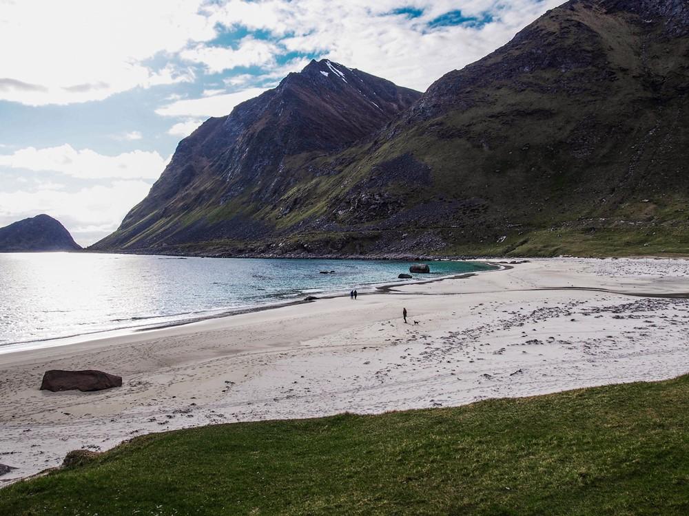 Wyspa Vestvågøya - Lofoty