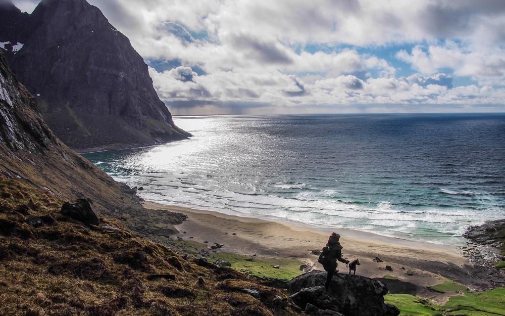 Wyspa Moskenesøya - Lofoty