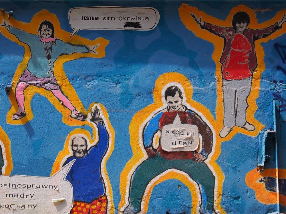 podwórko na ruskiej, wrocław
