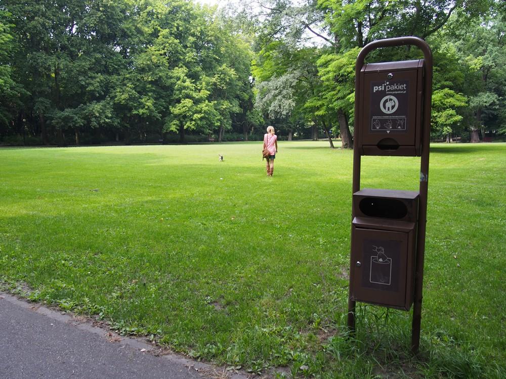 Park Sołacki, Poznań