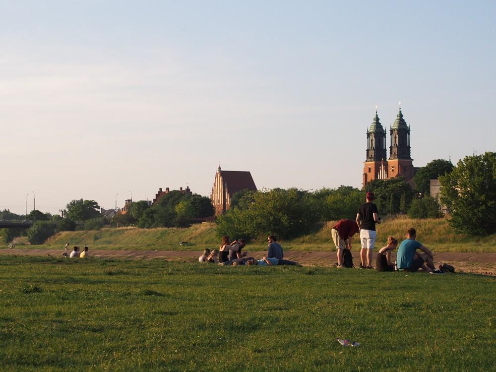Kontenery, Poznań