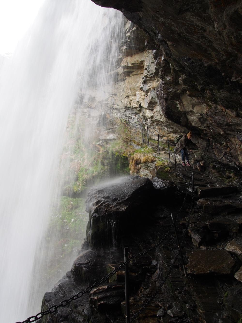 wodospad Storseterfossen