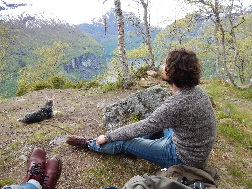 losta geirangerfjord
