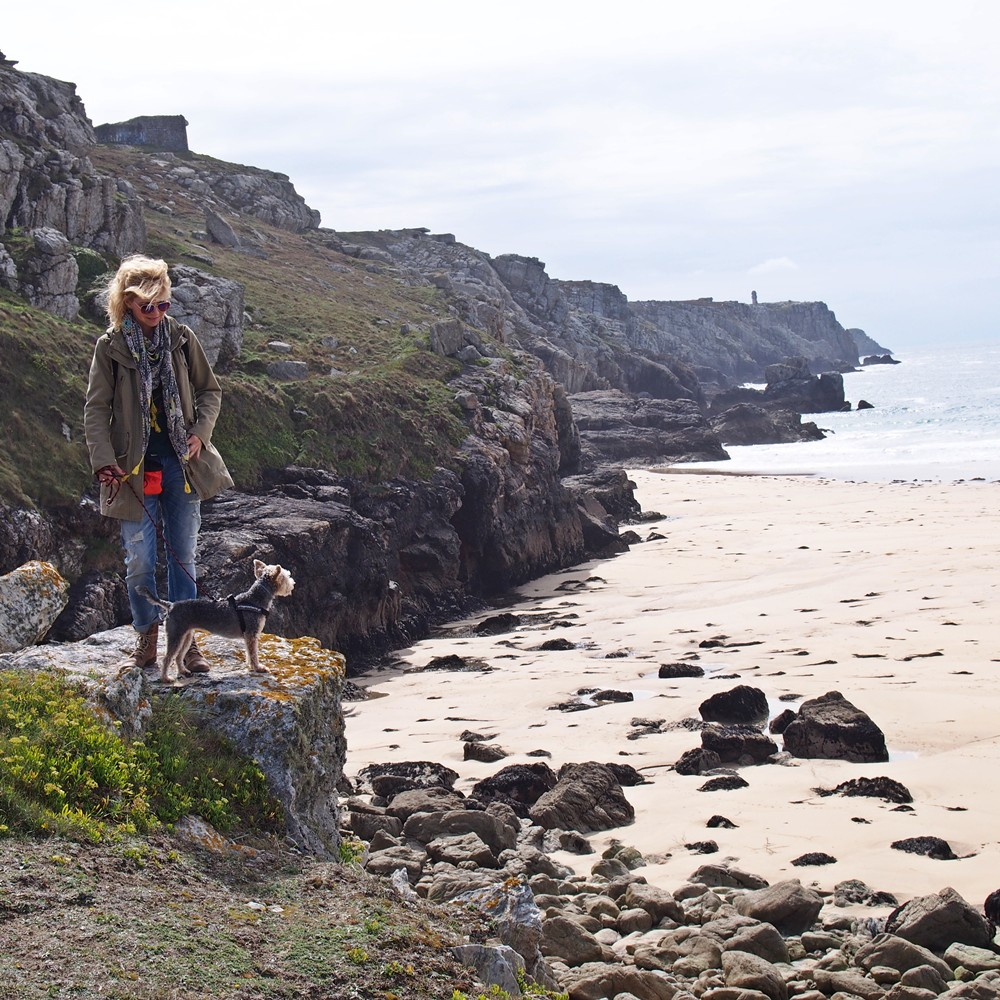 pointe de Pen-Hir, Bretania