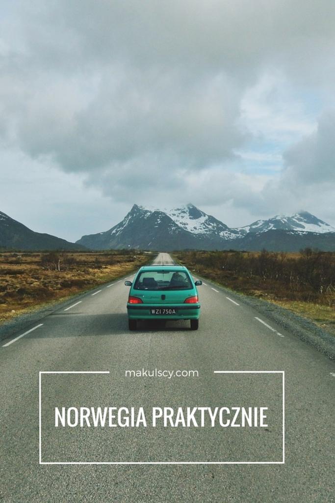 Norwegia samochodem