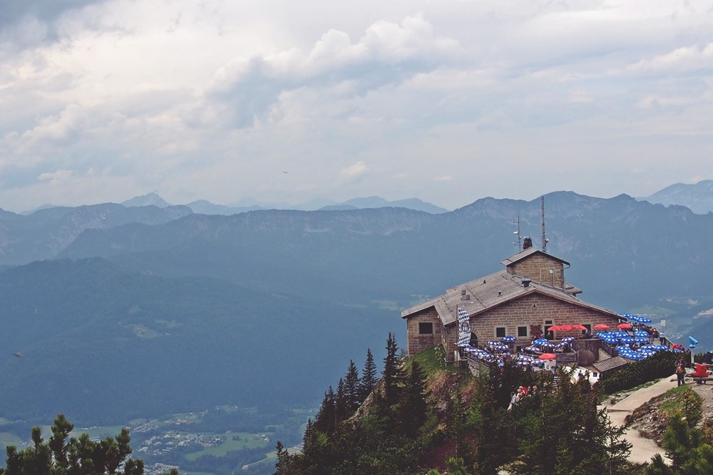 Berctesgaden - Orle Gniazdo