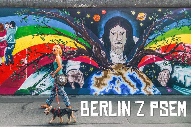 Berlin z psem - przewodnik