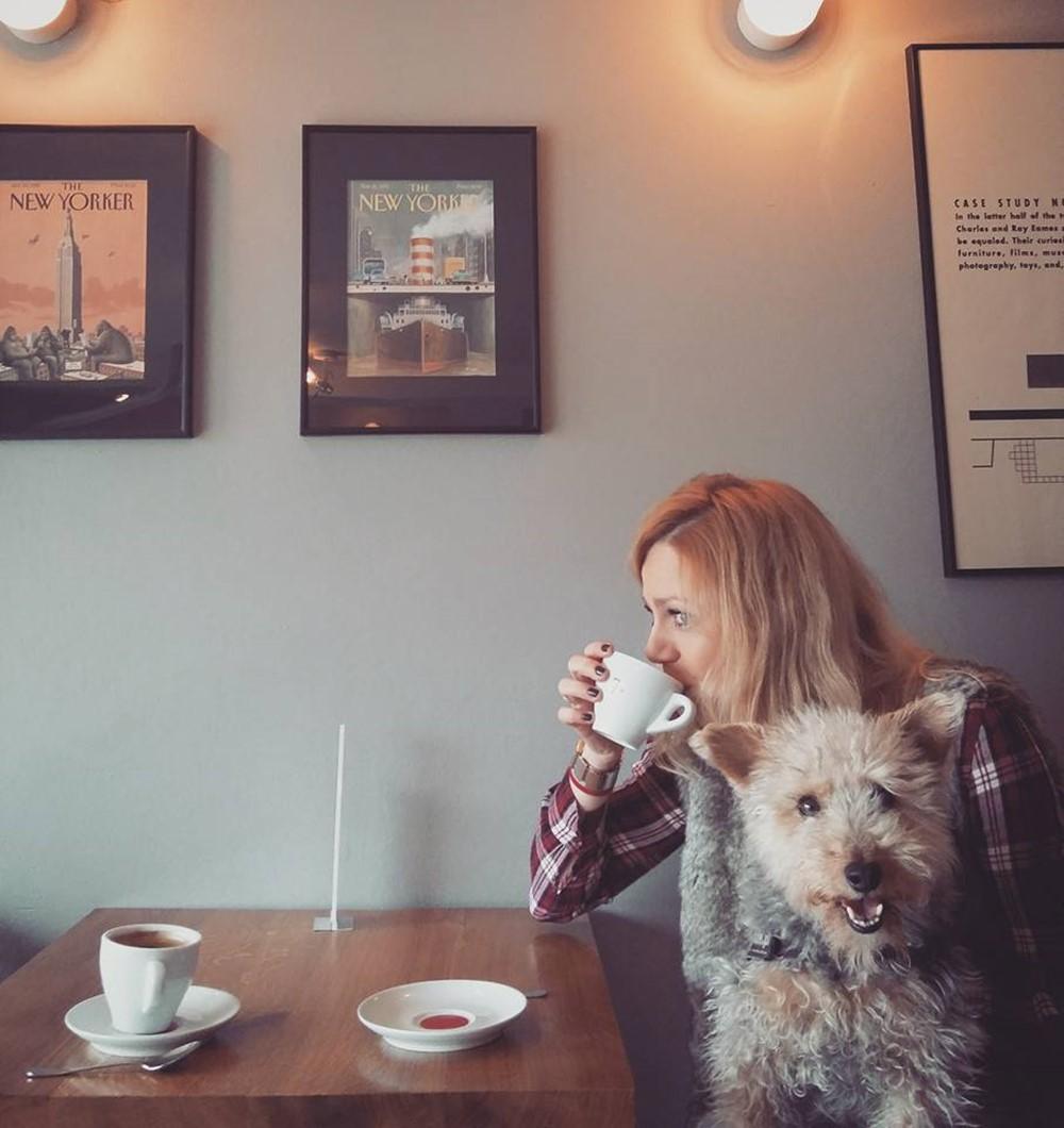 miejsca przyjazne psom w warszawie