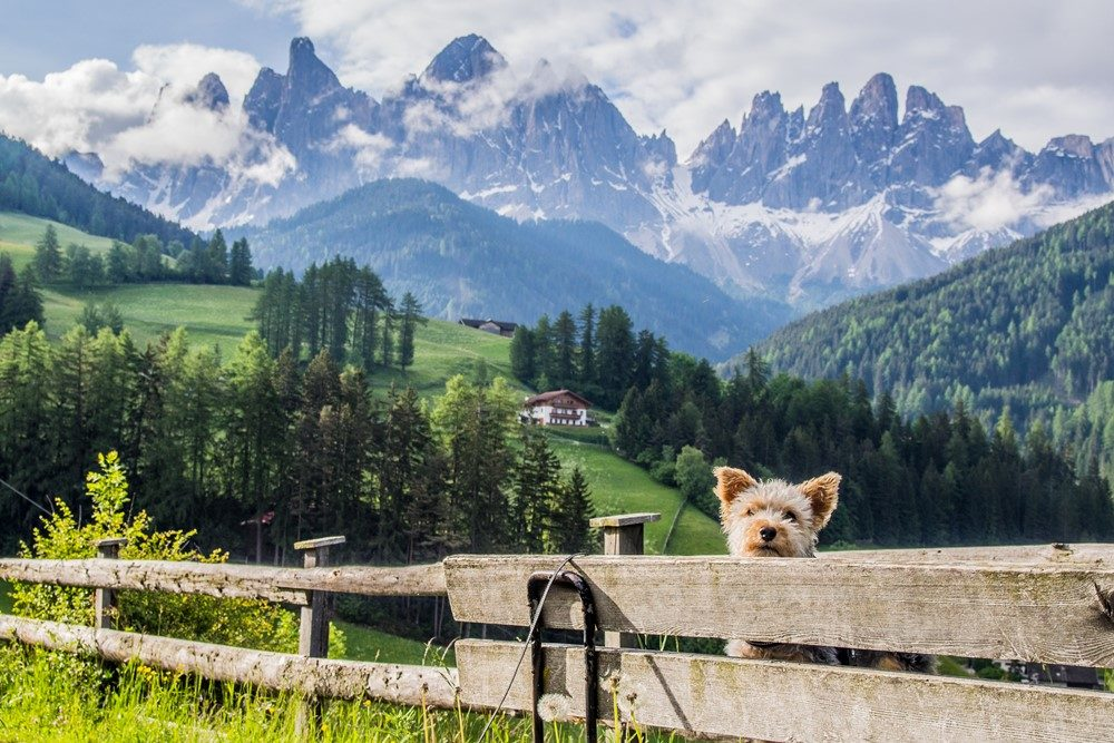 val do funes dolomity