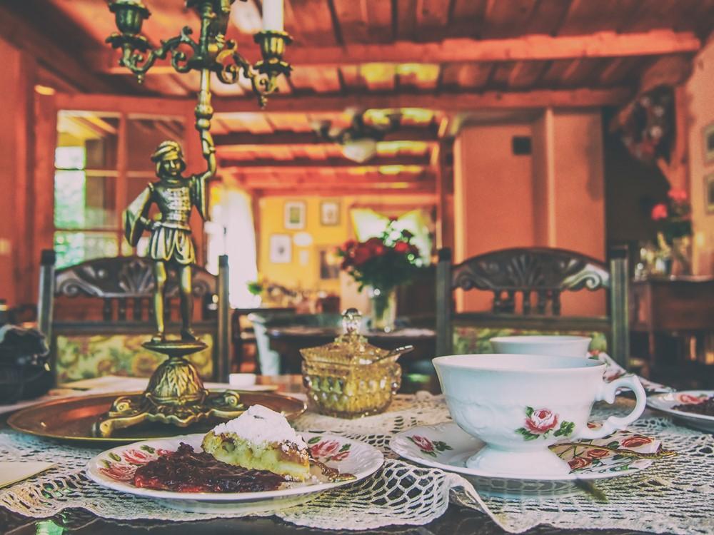 Nałęczów, kawiarnia Jaśminowa
