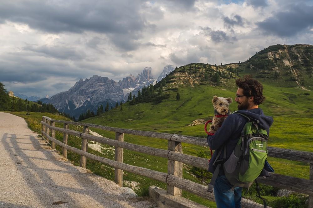 prato piazza - szlaki w Dolomitach