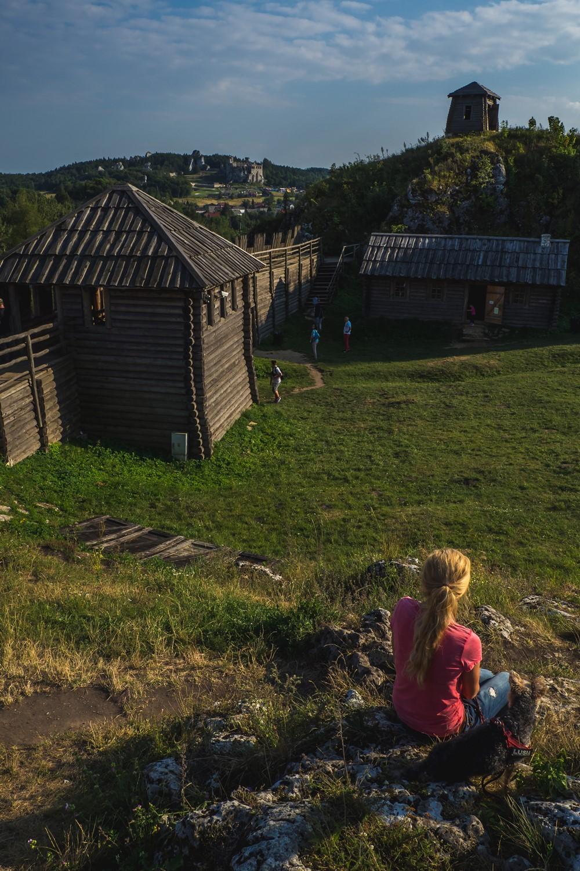 Gród na górze Birów