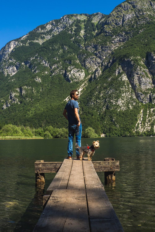 co zobaczyć w słowenii - jezioro bohinj