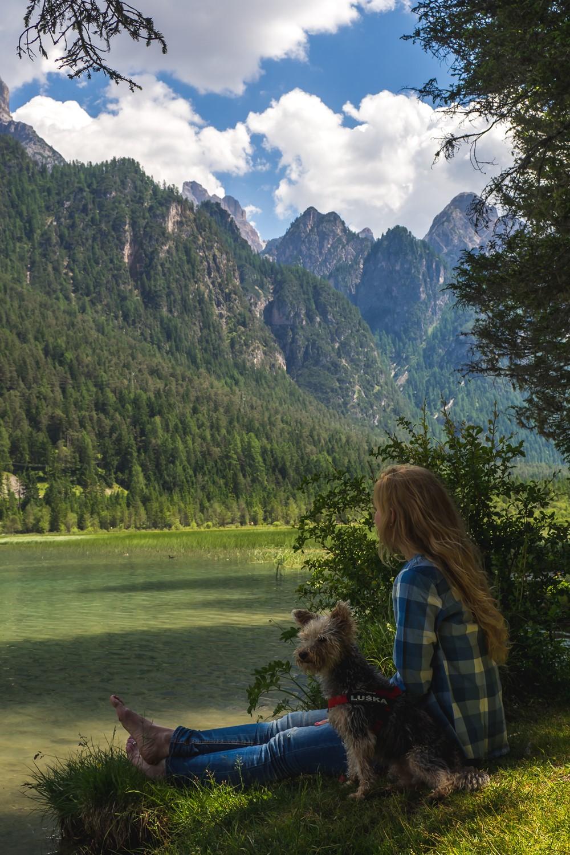 Lago di Dobiacco (Toblacher See)