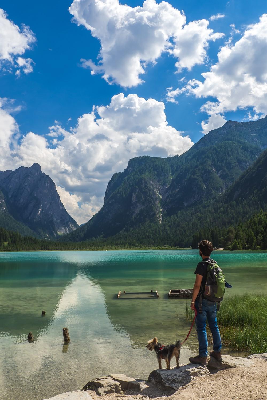 Najpiękniejsze jeziora w Dolomiatch