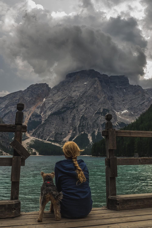 jezioro braies i inne jeziora w Dolomitach