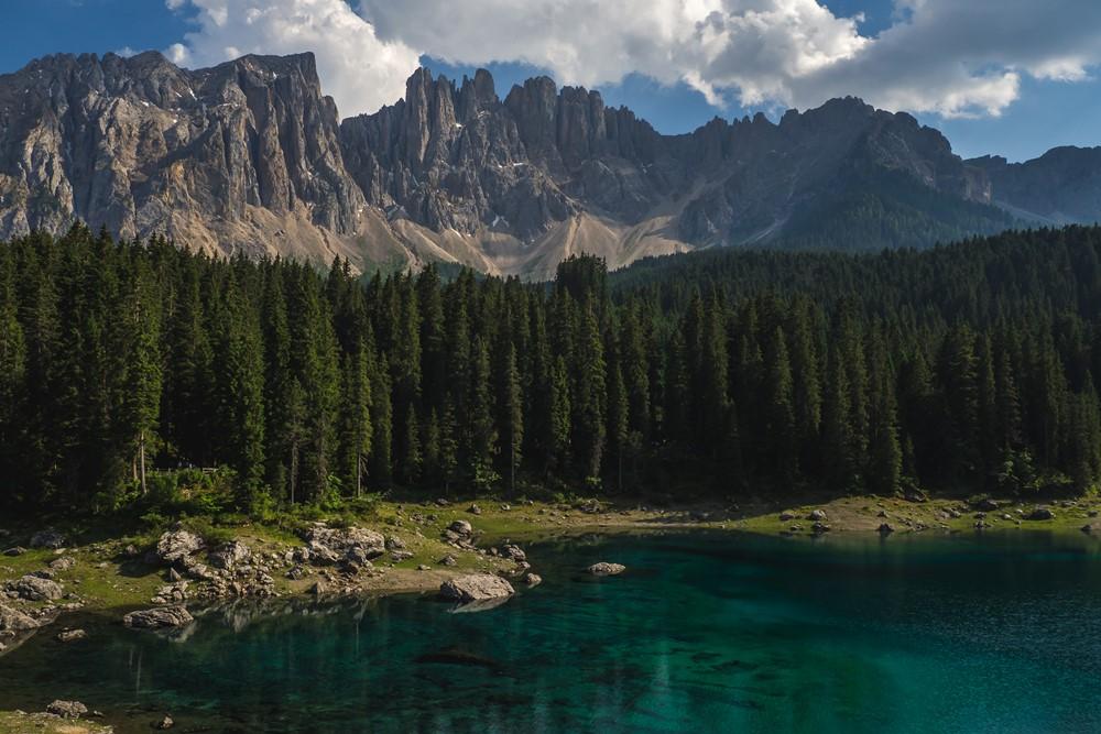 Lago di Carezza Karersee
