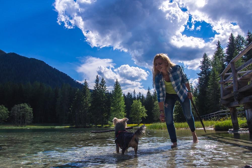 Najpiękniejsze jeziora w Dolomitach