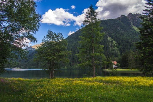 Lago di Antereselva (Antholzer See)