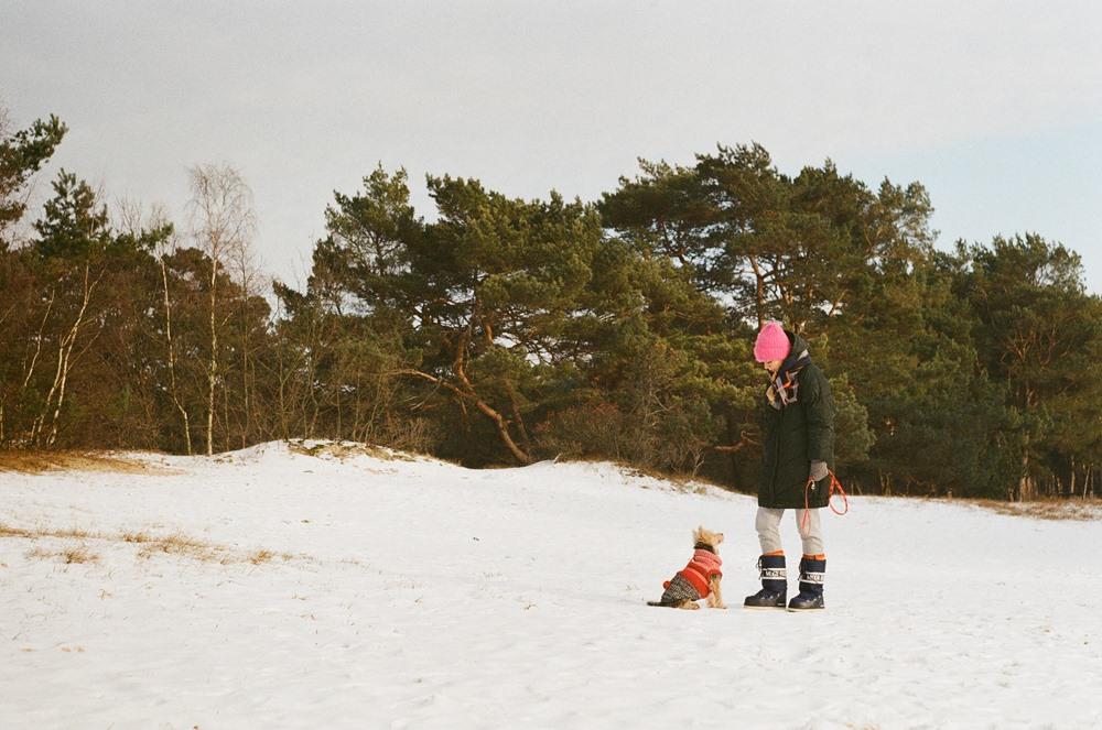 Bałtyk zimą